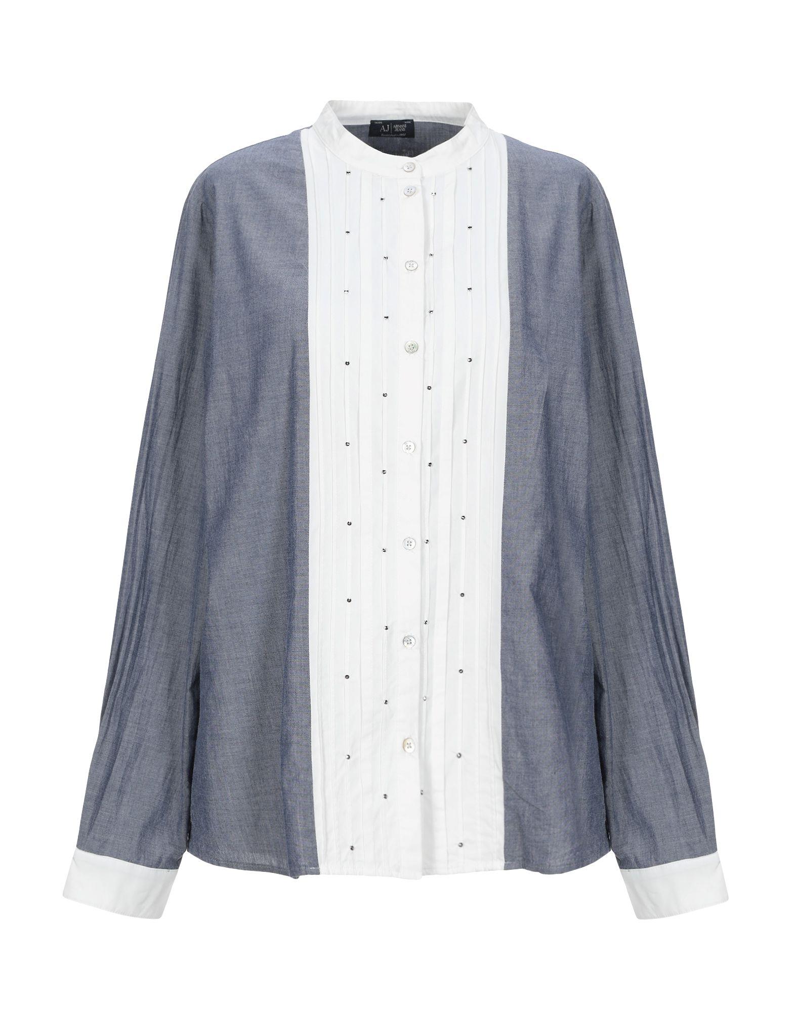 Camicia Di Jeans Armani Jeans damen - 42758543QQ