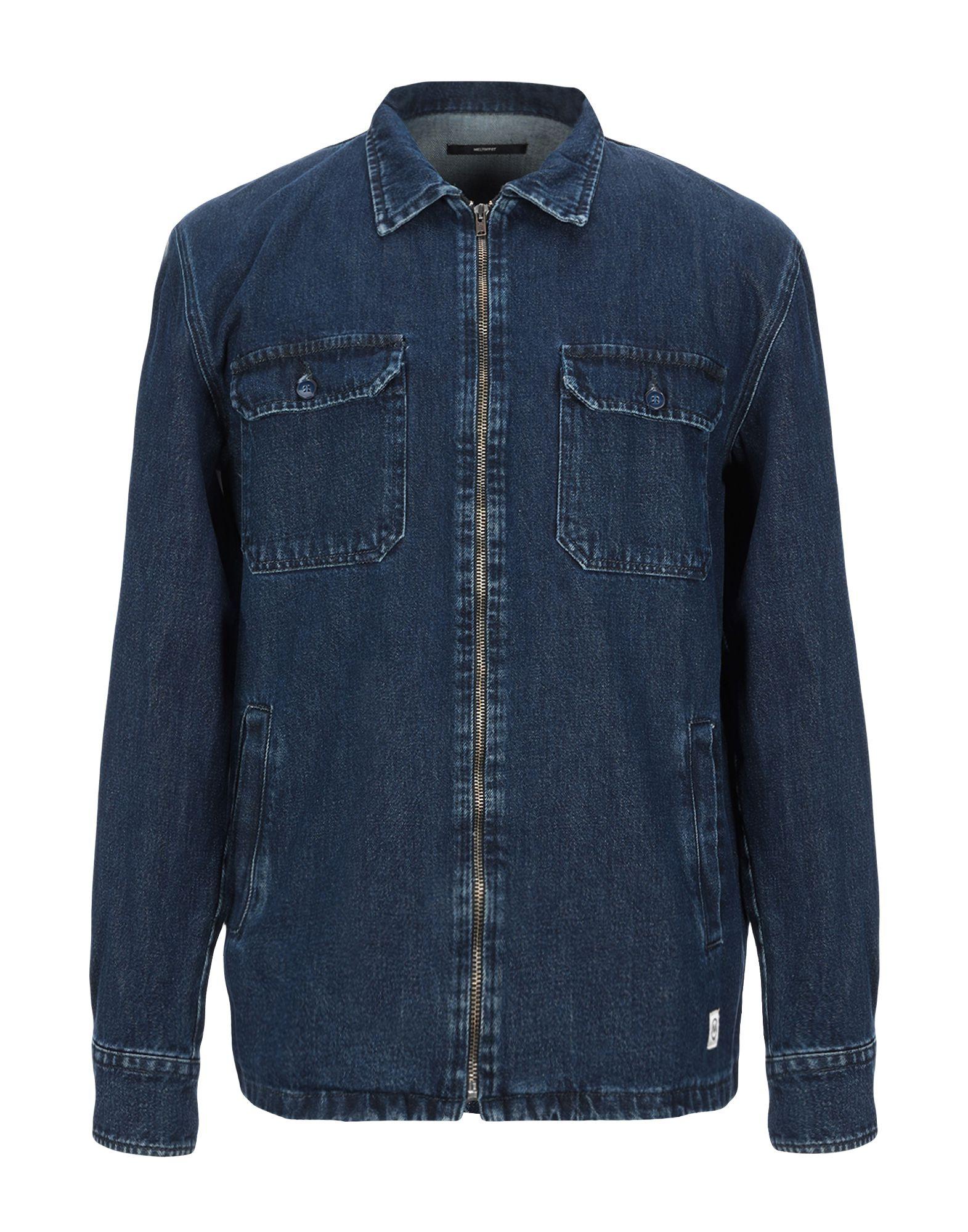 Giubbotto Jeans Meltin Pot herren - 42760534QW