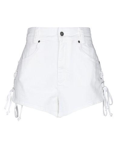 ROBERTO CAVALLI - Denim shorts