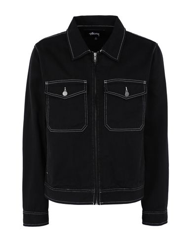 Stussy Jackets Denim jacket