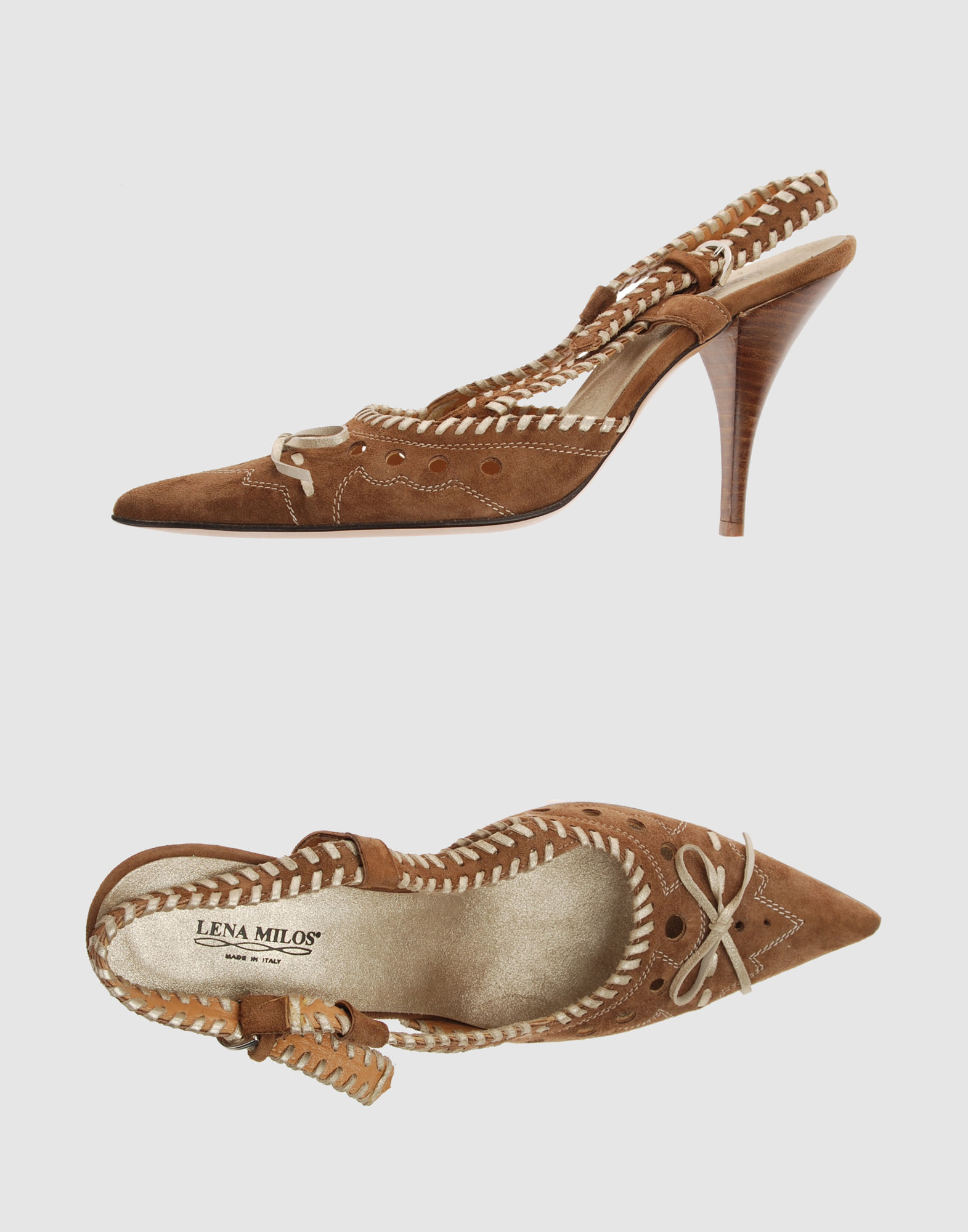 Lena Milos Pumps Qualität Damen  44111413 Gute Qualität Pumps beliebte Schuhe f8cb25