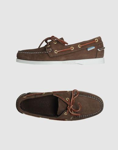 SEBAGO Loafers in Brown