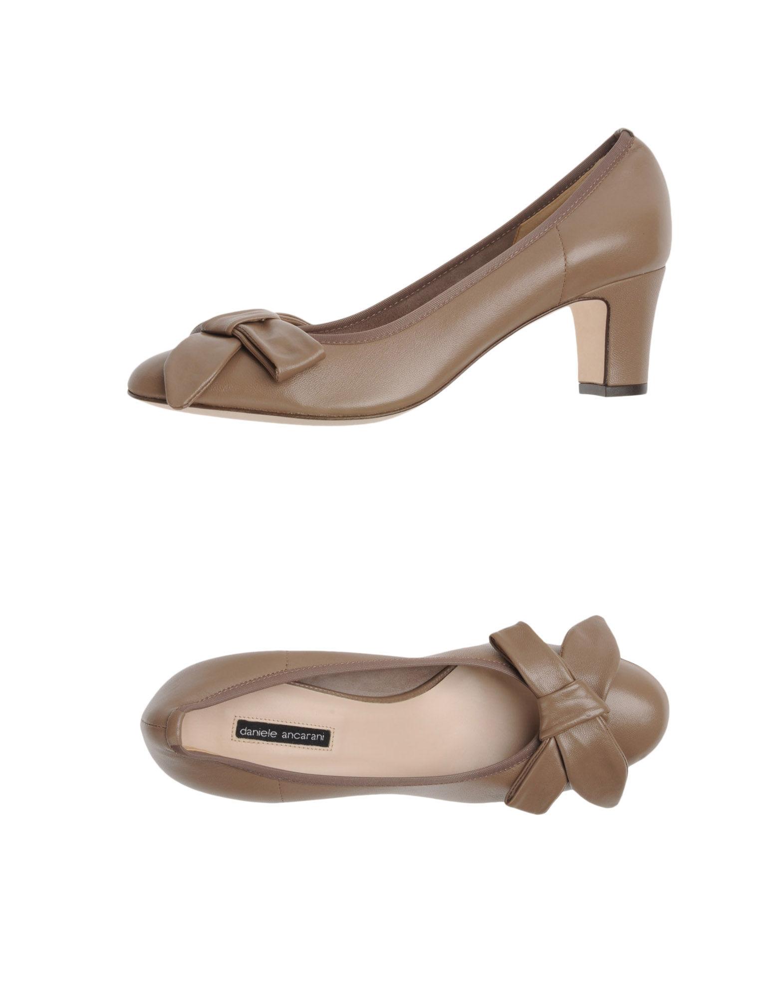 Gut um Ancarani billige Schuhe zu tragenDaniele Ancarani um Pumps Damen  44402142SU 4faccf