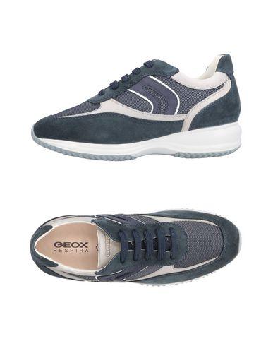 Zapatos con descuento Zapatillas Geox - Hombre - Zapatillas Geox - Geox 44406126JM Verde petróleo 5675d4