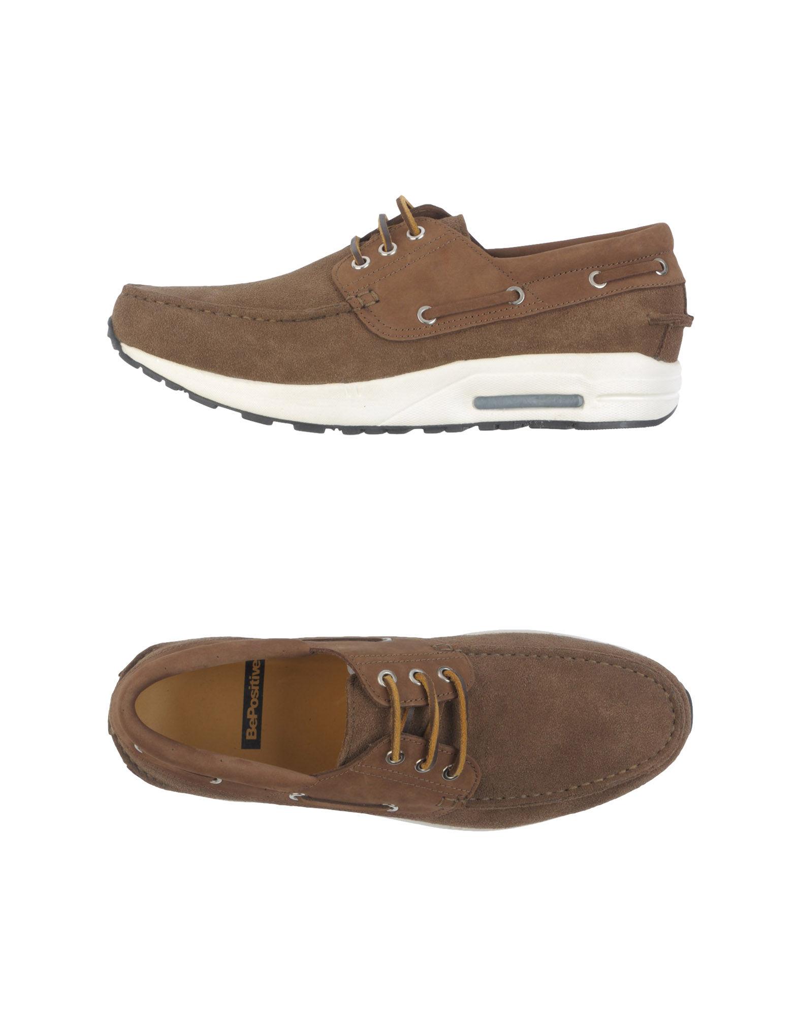 Rabatt echte Schuhe Bepositive Sneaker Herren  44448040VP