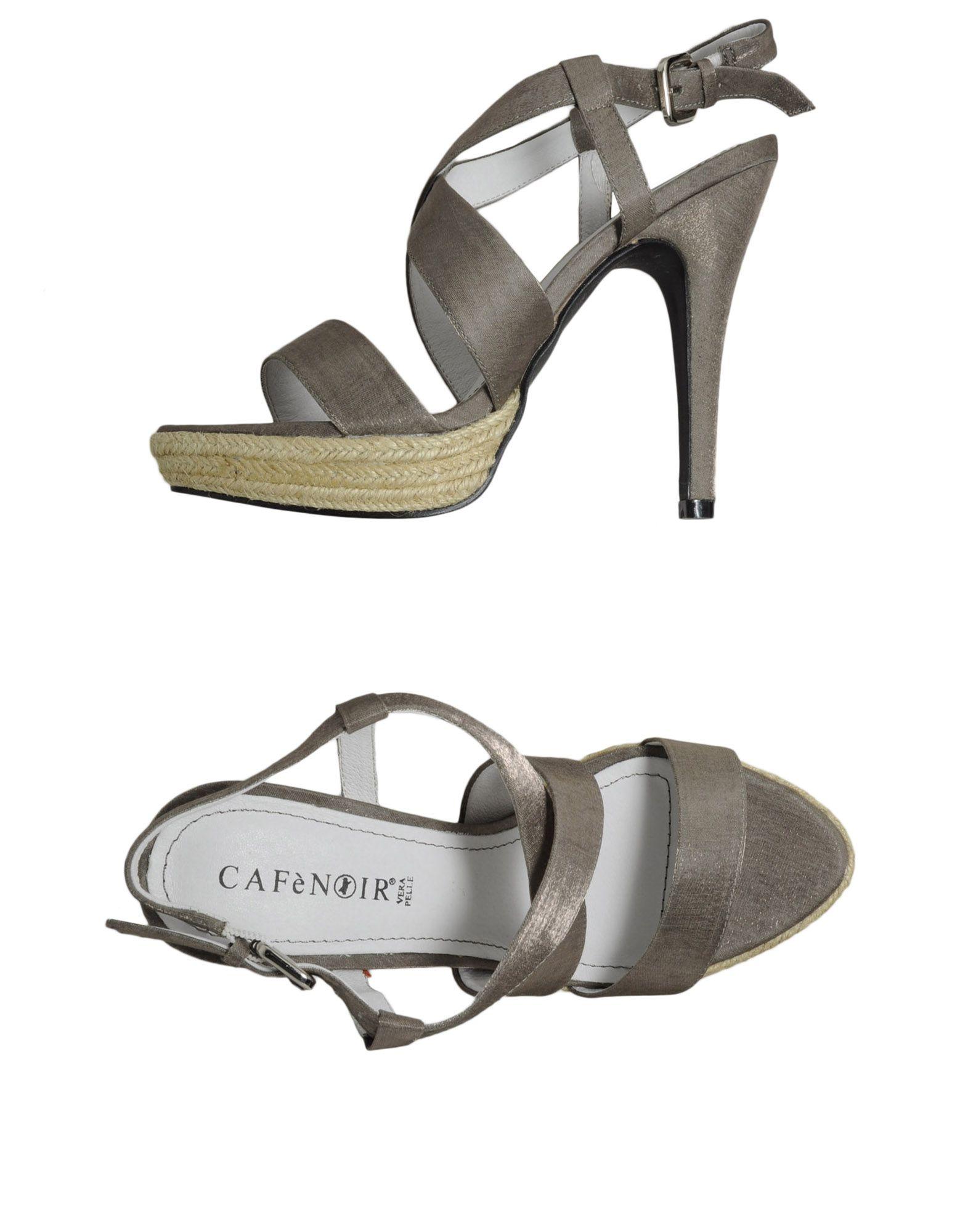 Moda Sandali Cafènoir Donna Donna Cafènoir - 44454799RF 92458b