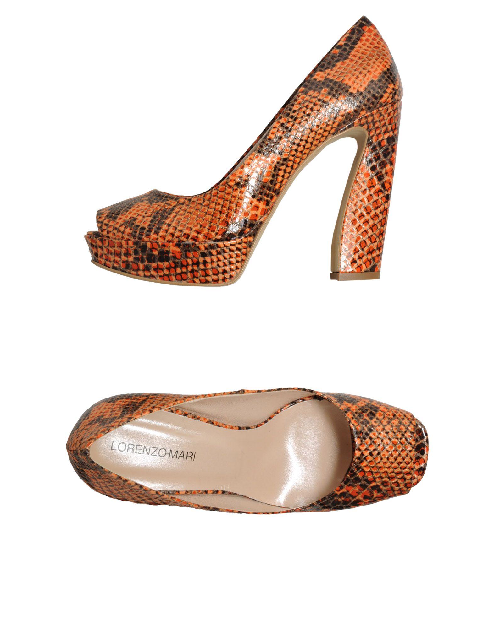 Gut Mari um billige Schuhe zu tragenLorenzo Mari Gut Pumps Damen  44464234HO efc8e6