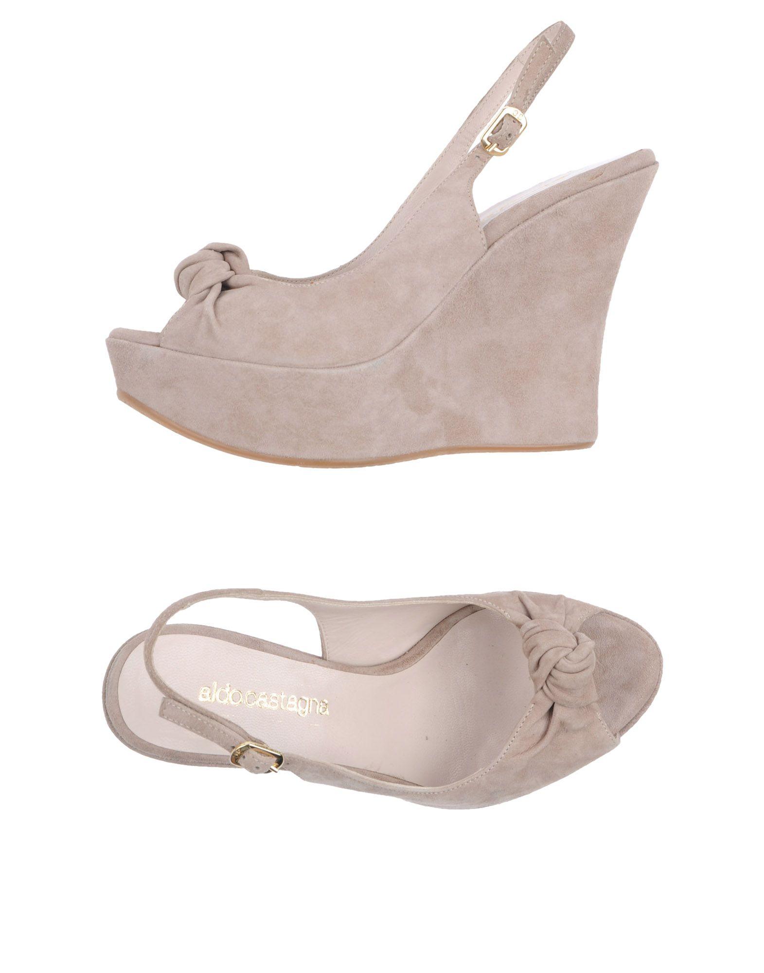 Gut um billige Schuhe Damen zu tragenAldo Castagna Wedge Damen Schuhe  44470208QU 294ec9