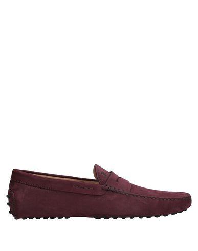 Zapatos con descuento Mocasín Tod's Hombre - Mocasines Tod's - 44487773JJ Berenjena