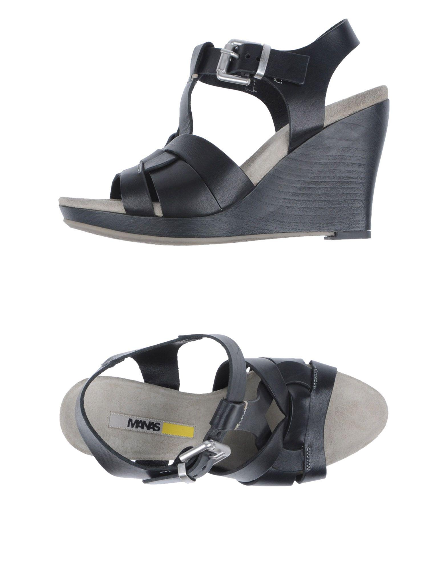 Günstige und modische Schuhe Manas Wedge Damen  44500454DD