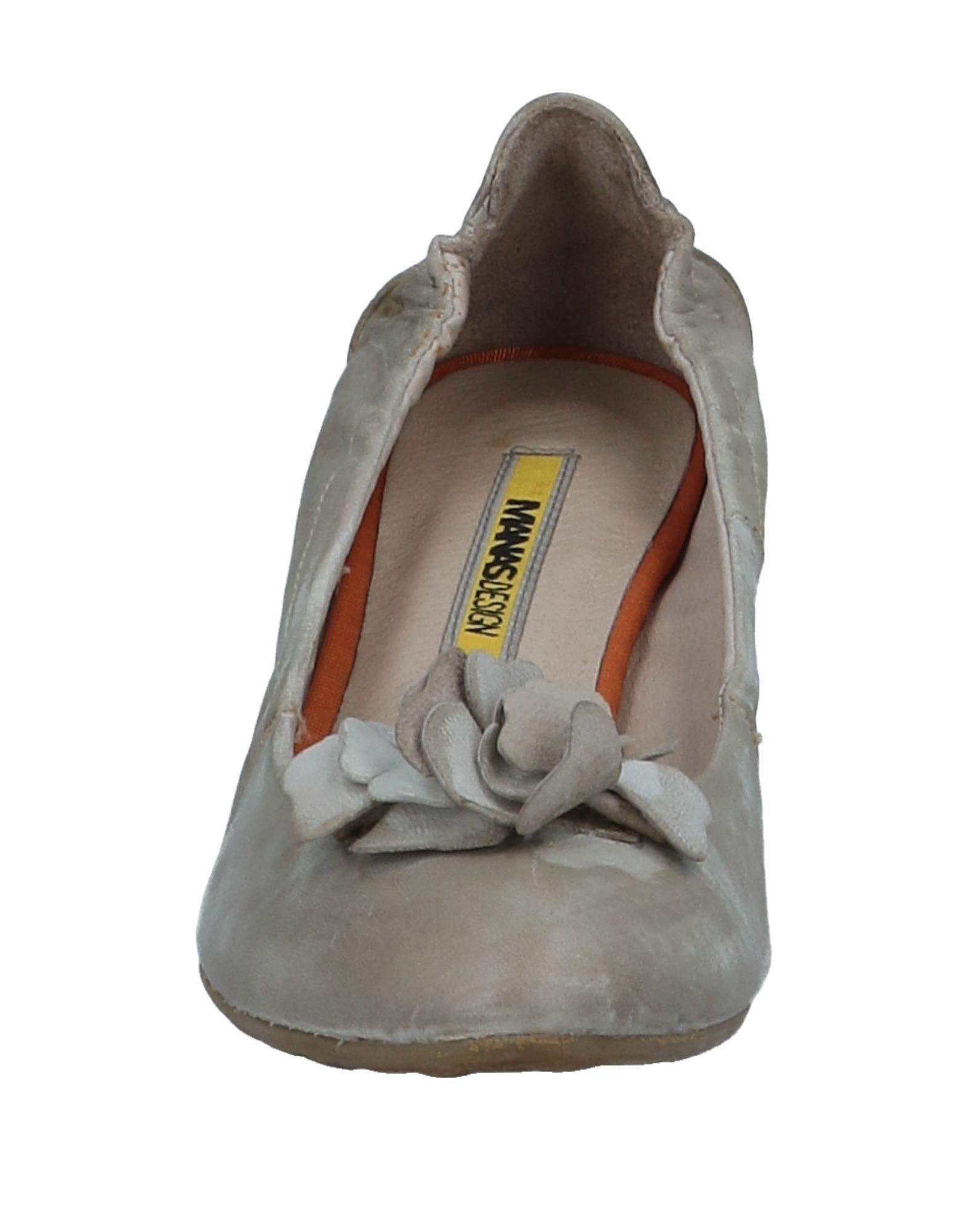 Manas Pumps Gute Damen 44500612NK Gute Pumps Qualität beliebte Schuhe 959c25