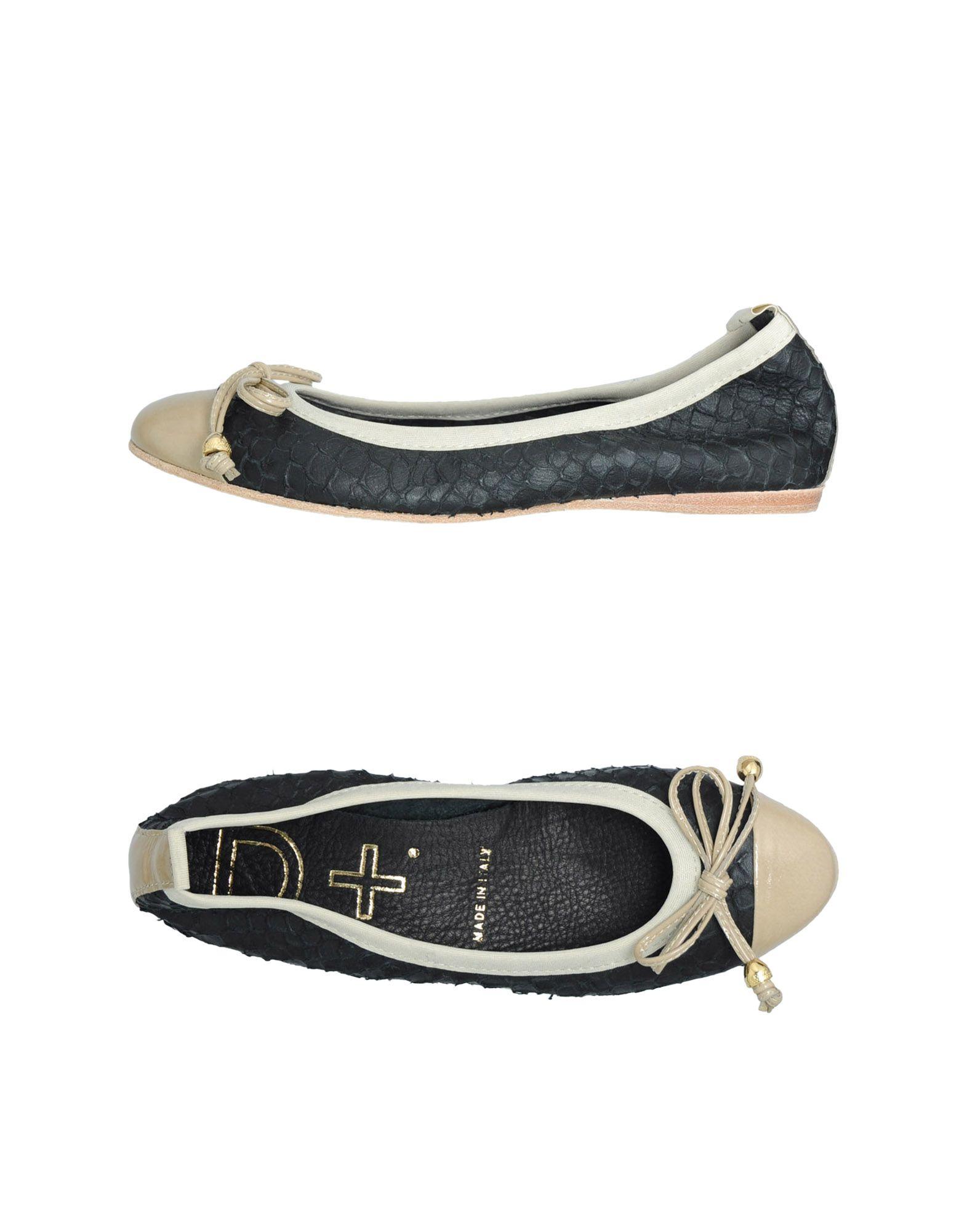 D+ Ballerinas Damen  44503714JH Gute Qualität beliebte Schuhe