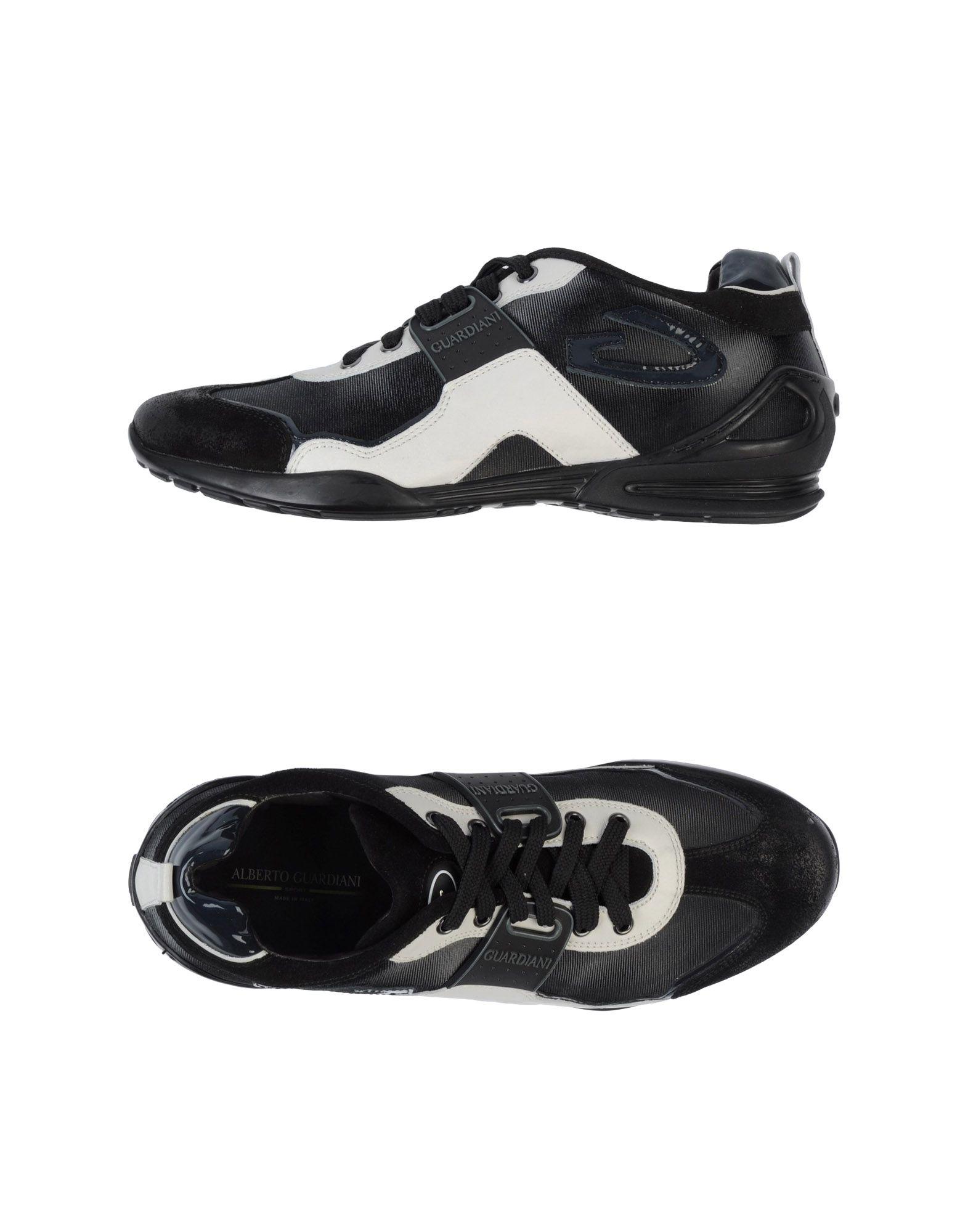 Rabatt echte Schuhe Alberto Guardiani Sneaker Herren  44505577BE