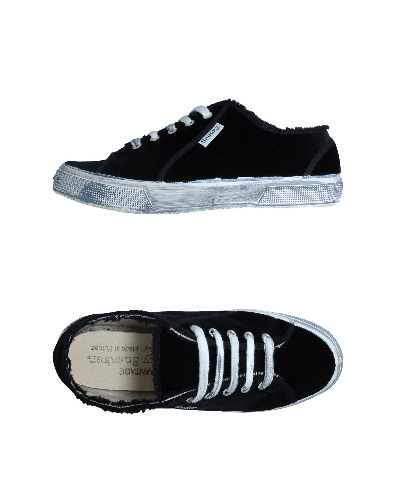 Sneakers - Sneeky Sneaker Uomo - Sneakers 44510276FH 13c400