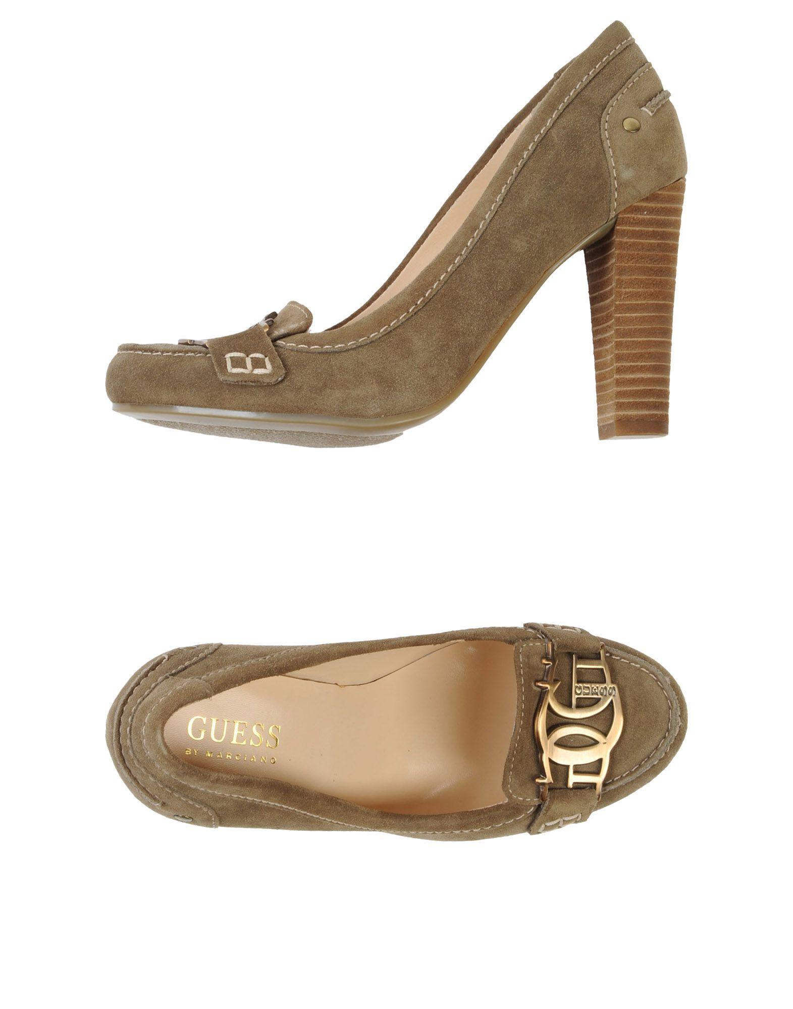 Gut um Mokassins billige Schuhe zu tragenGuess By Marciano Mokassins um Damen  44529023KK 6b039b