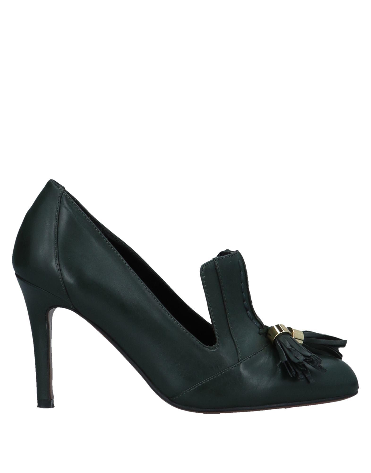 Zapatos de mujer baratos zapatos de mujer Mocasín Mocasines Lola Cruz Mujer - Mocasines Mocasín Lola Cruz  Verde oscuro 61d22e