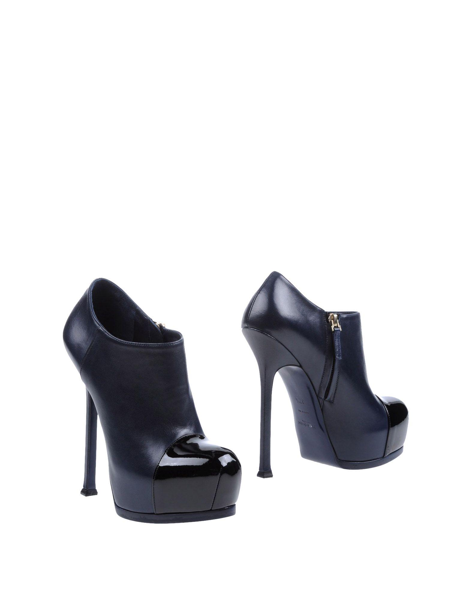 Saint Laurent Stiefelette Damen  44548332WKGünstige gut aussehende Schuhe