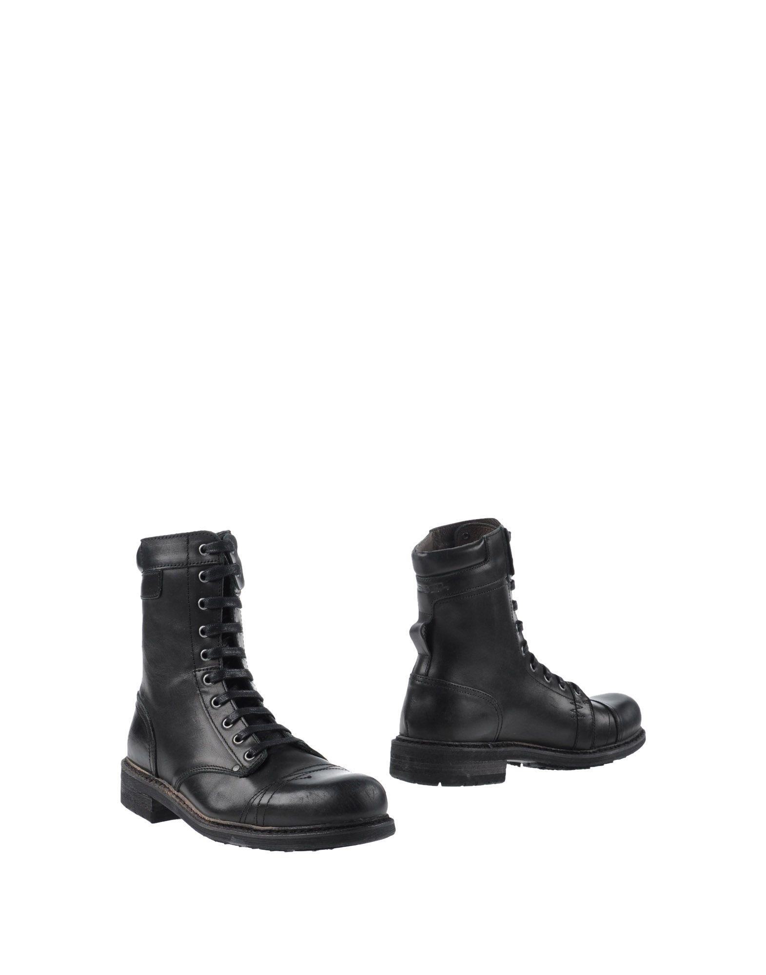 Haltbare Mode billige Schuhe Diesel Stiefelette Herren  44564625JO Heiße Schuhe