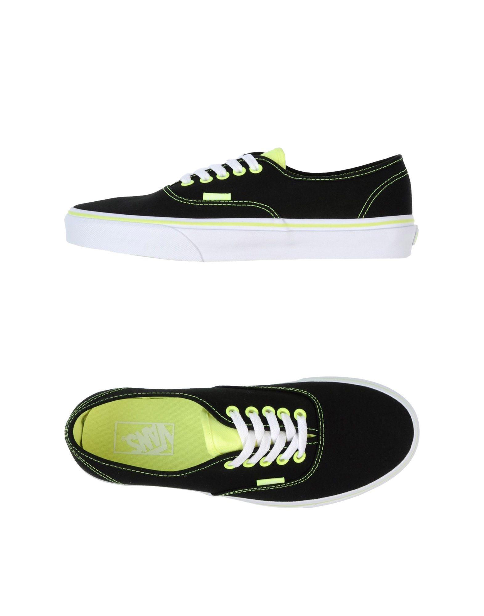 Rabatt echte Schuhe Vans Sneaker Herren  44576192SV