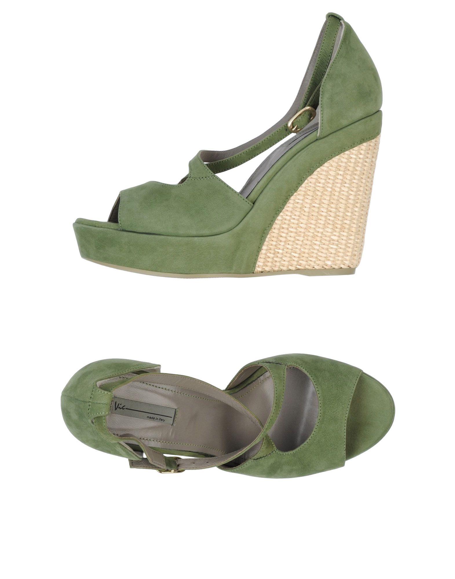 Gut um Damen billige Schuhe zu tragenVic Sandalen Damen um  44614099CB 21f5e0