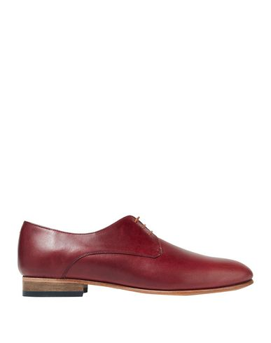 DIEPPA RESTREPO Laced Shoes in Maroon