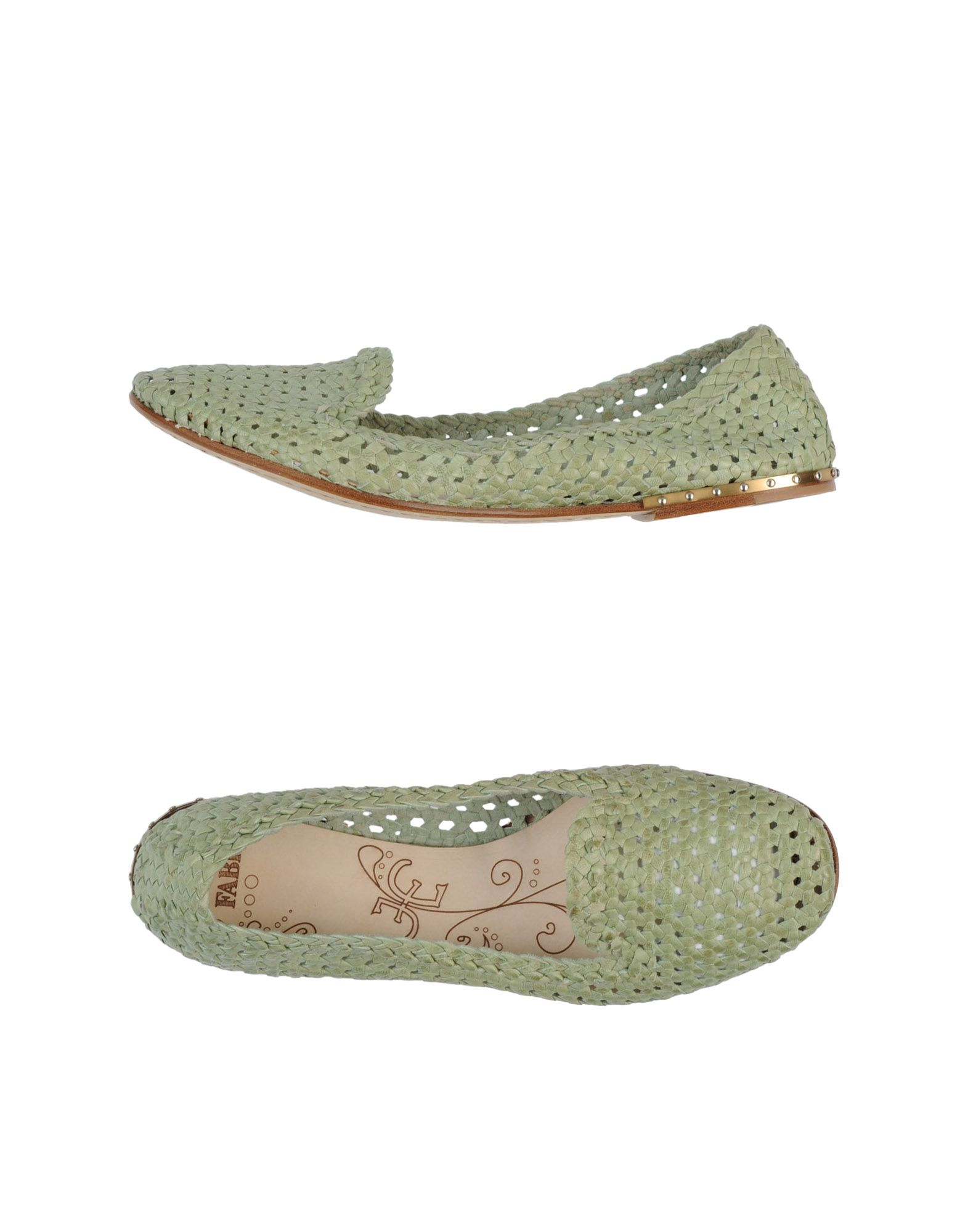 Fabi Loafers - Women Fabi Loafers - online on  Canada - Loafers 44619785OG 56816d