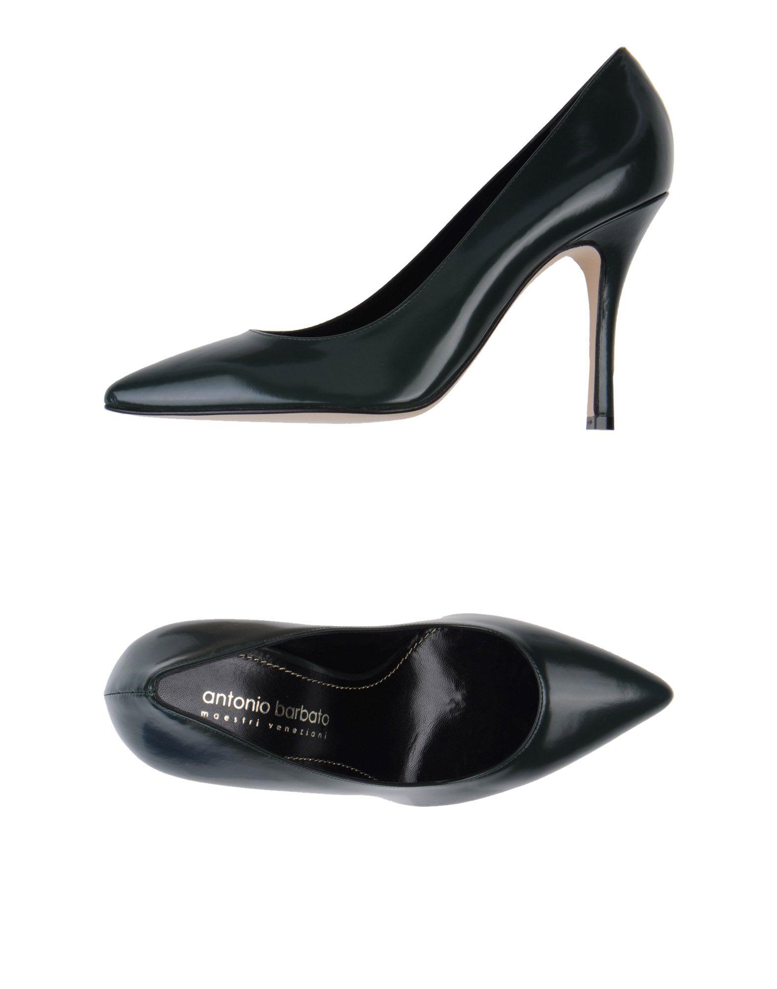 Gut um billige Schuhe  zu tragenAntonio Barbato Pumps Damen  Schuhe 44639695FU b27819