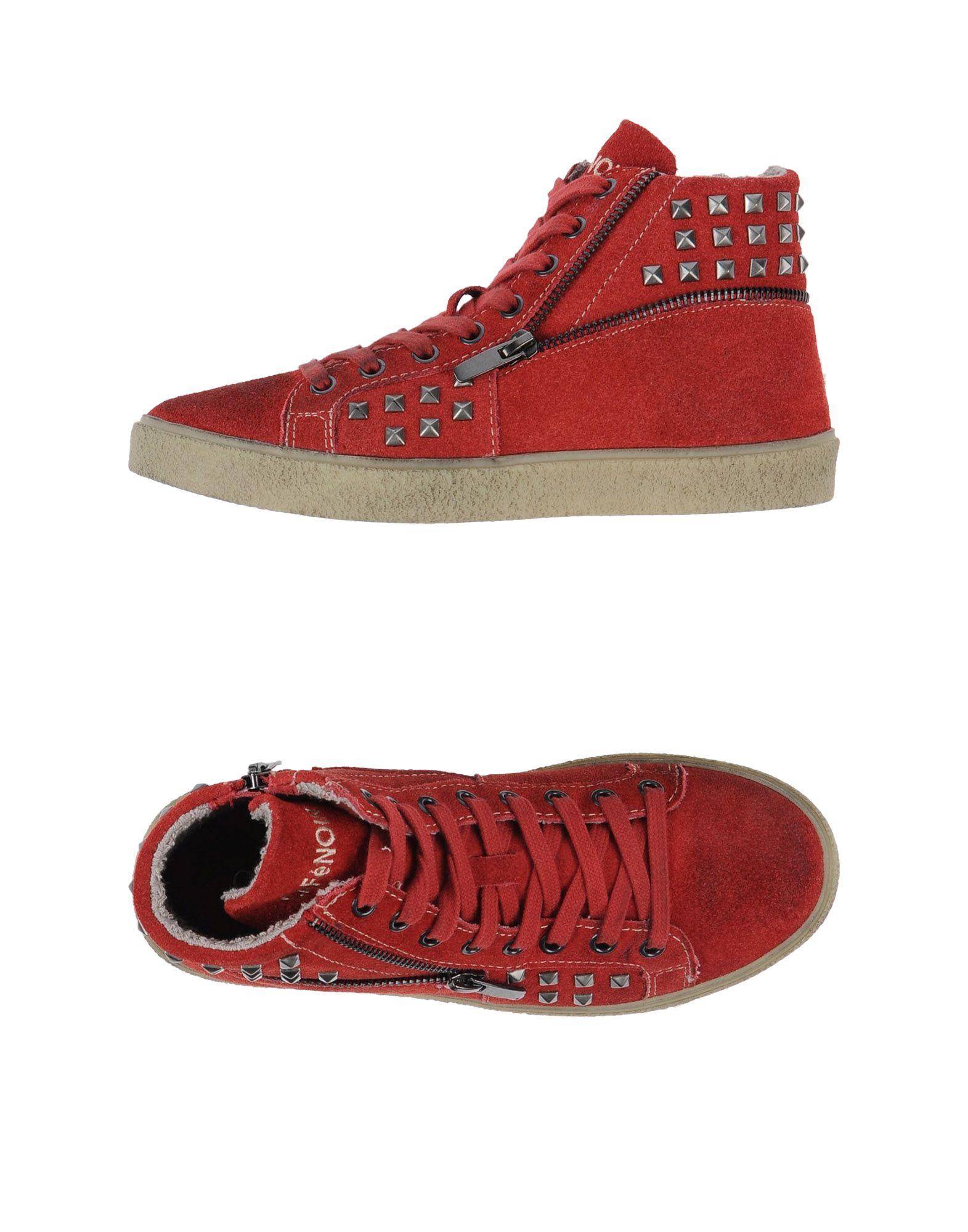 Günstige und modische Schuhe Cafènoir Sneakers Damen  44660883MN