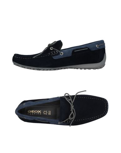 Zapatos con descuento Mocasín Geox Hombre - Mocasines Geox - 44662206MK Azul oscuro