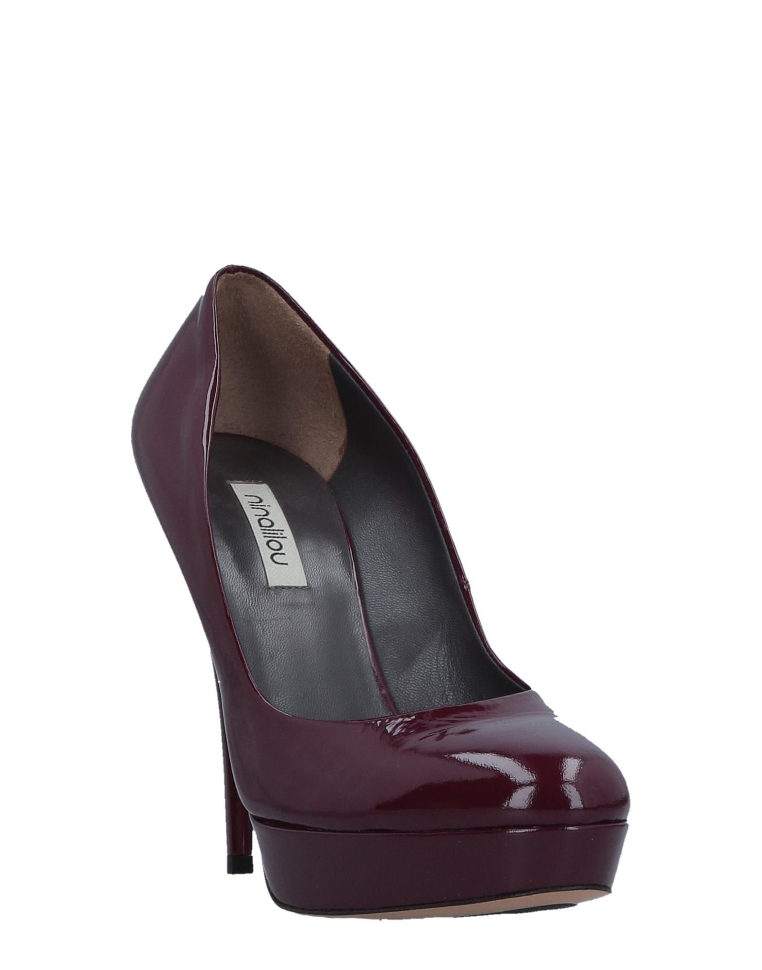 Haltbare  Mode billige Schuhe Ninalilou Pumps Damen  Haltbare 44670904QS Heiße Schuhe 75cd8c