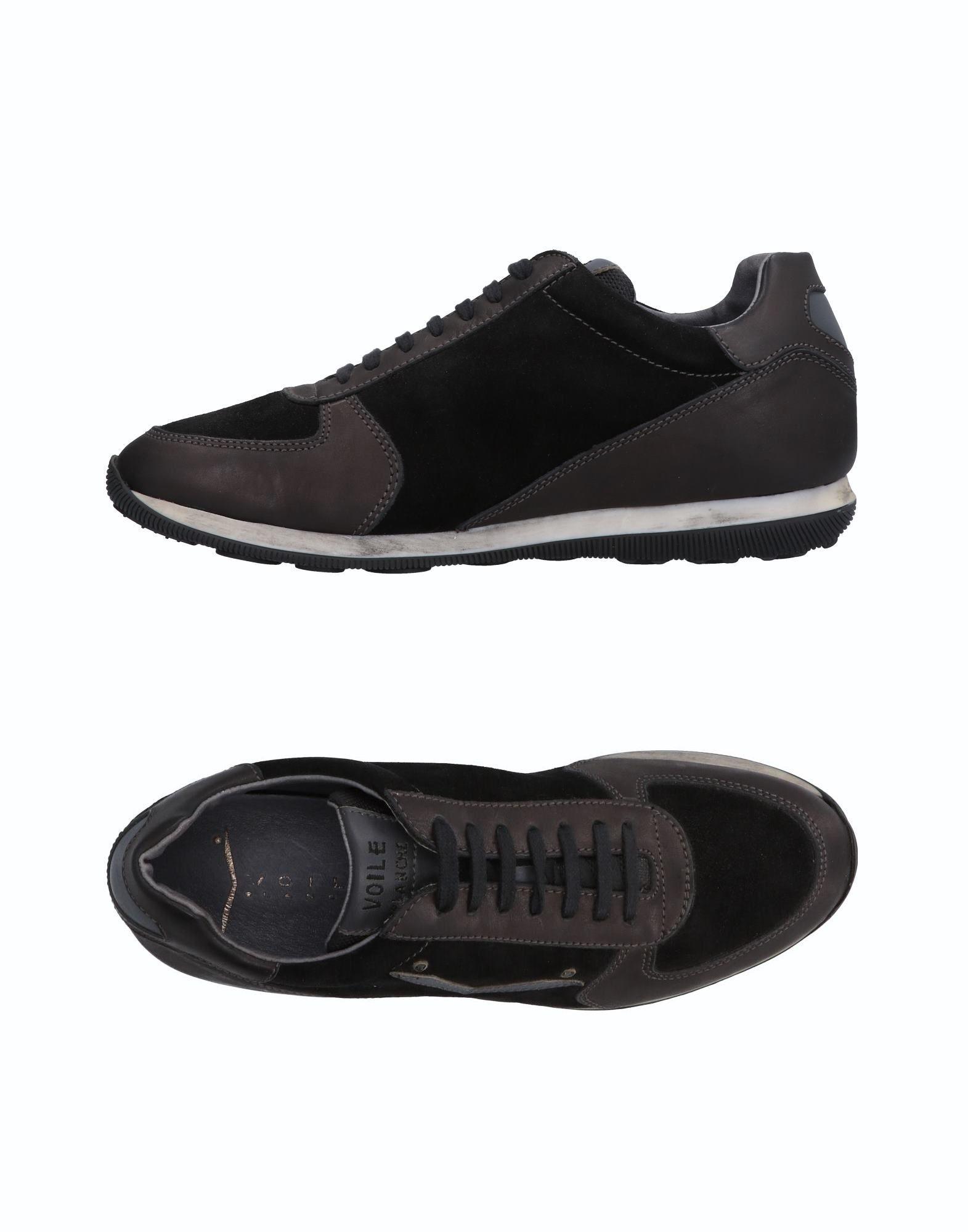 Sneakers Voile Blanche Uomo - 44677938SJ