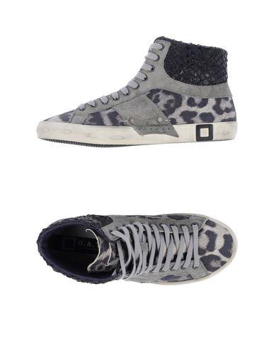 Zapatos de moda hombres y mujeres de moda de casual Zapatillas D.A.T.E. Mujer - Zapatillas D.A.T.E. - 44679044NC Gris d3cd31
