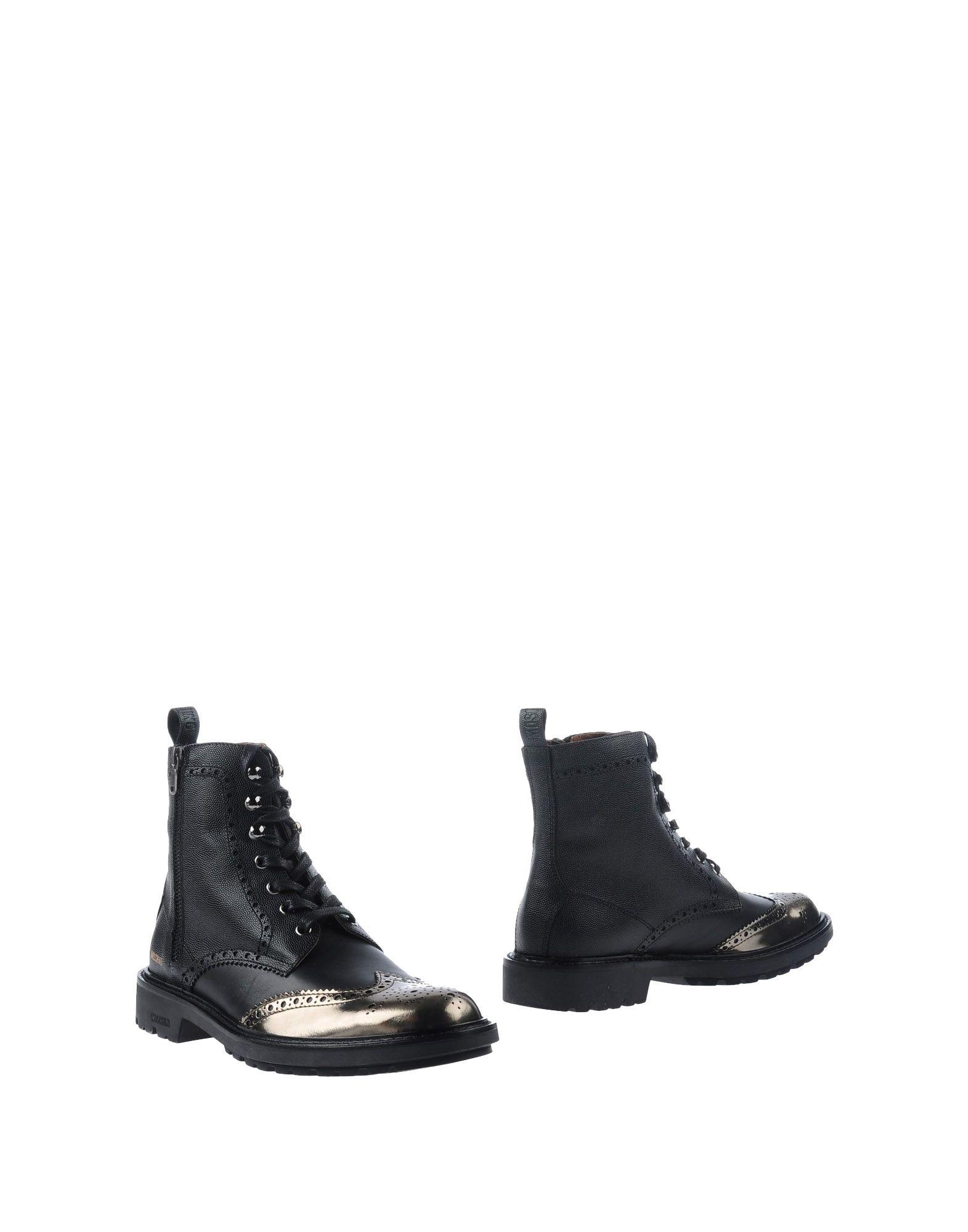 Moschino Stiefelette Herren beliebte  44679924EP Gute Qualität beliebte Herren Schuhe 2e3a77