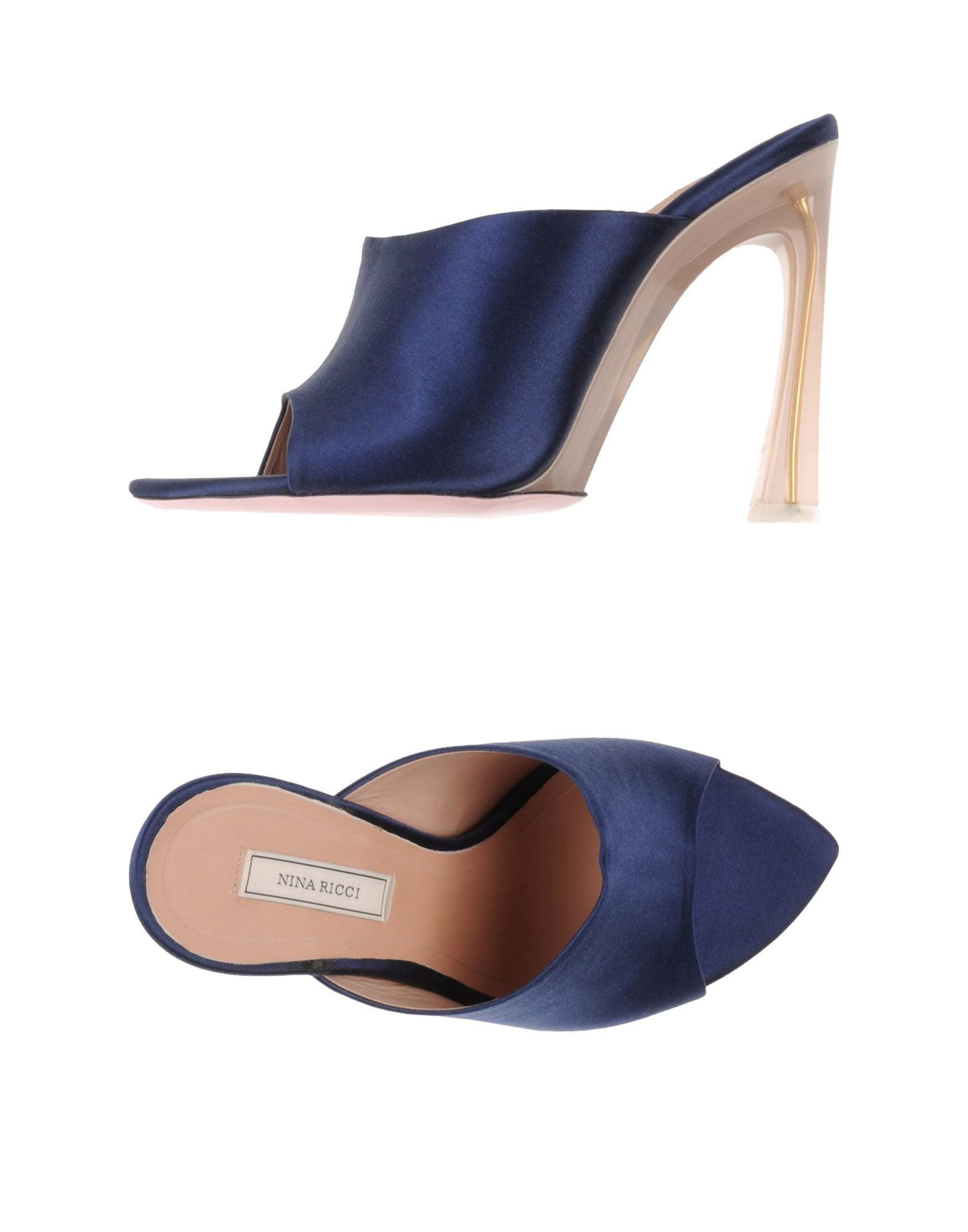 Rabatt Schuhe Nina Ricci Sandalen Damen  44712769XT