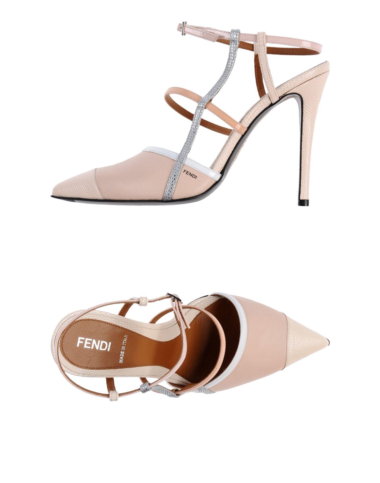 Fendi Sandalen Damen  44726325WLGünstige gut aussehende Schuhe