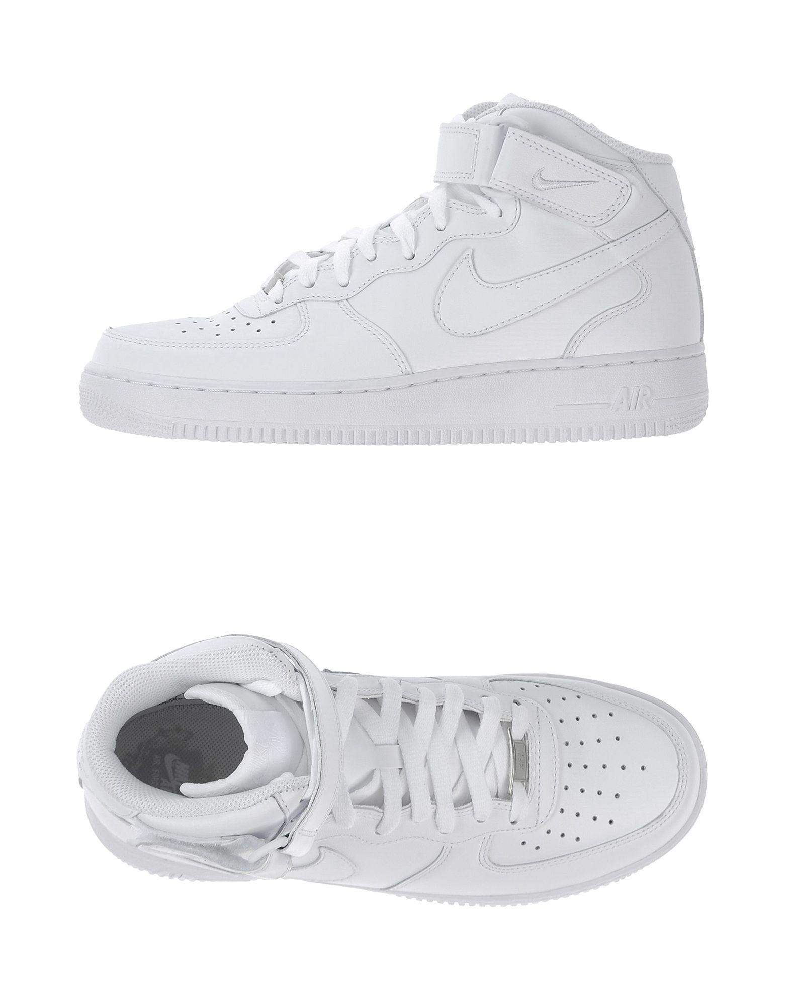 Rabatt echte Schuhe Nike Air Force 1 Mid '07  44728064PL