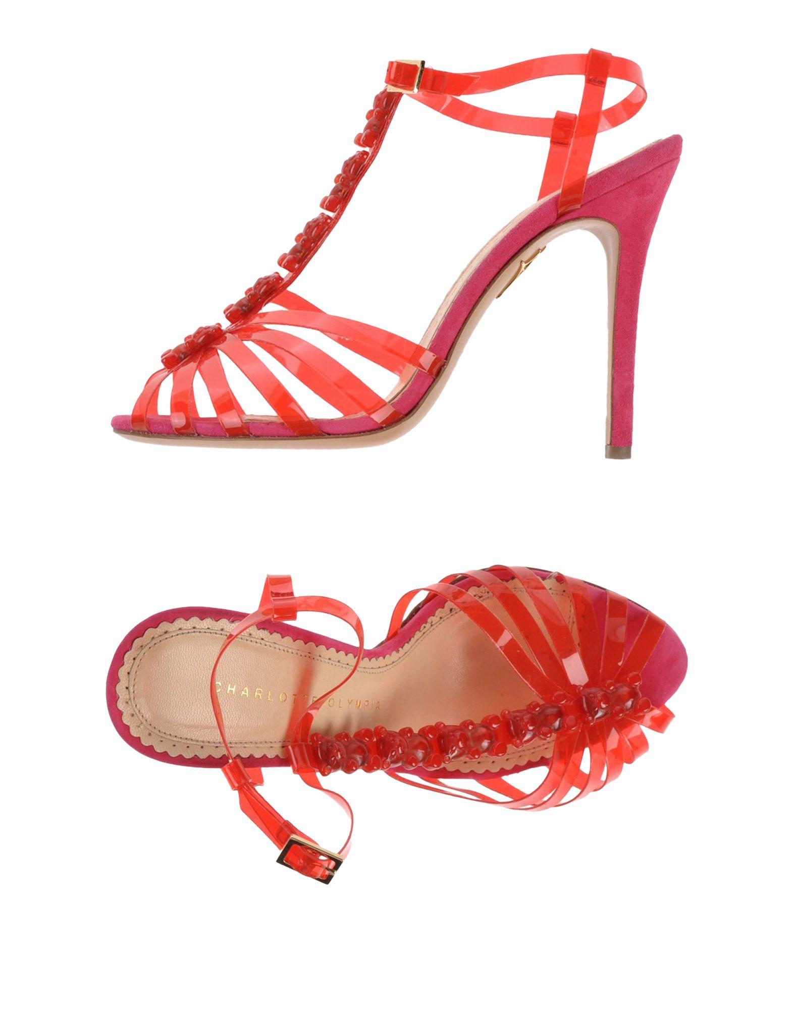 Charlotte Olympia Sandalen Damen  44729438CDGut aussehende strapazierfähige Schuhe