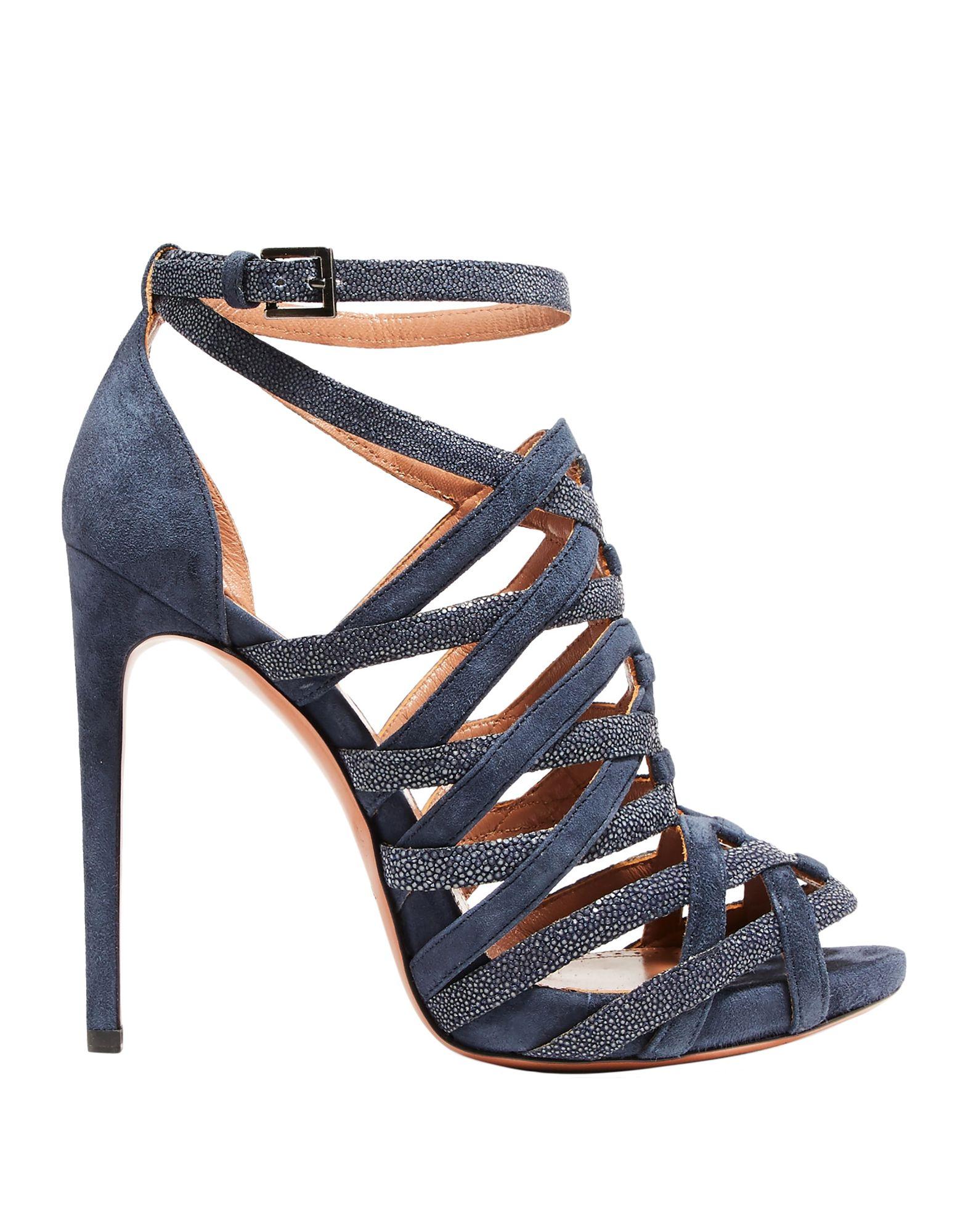 Alaïa Sandals - Women  Alaïa Sandals online on  Women United Kingdom - 44730145UL 1f68a1