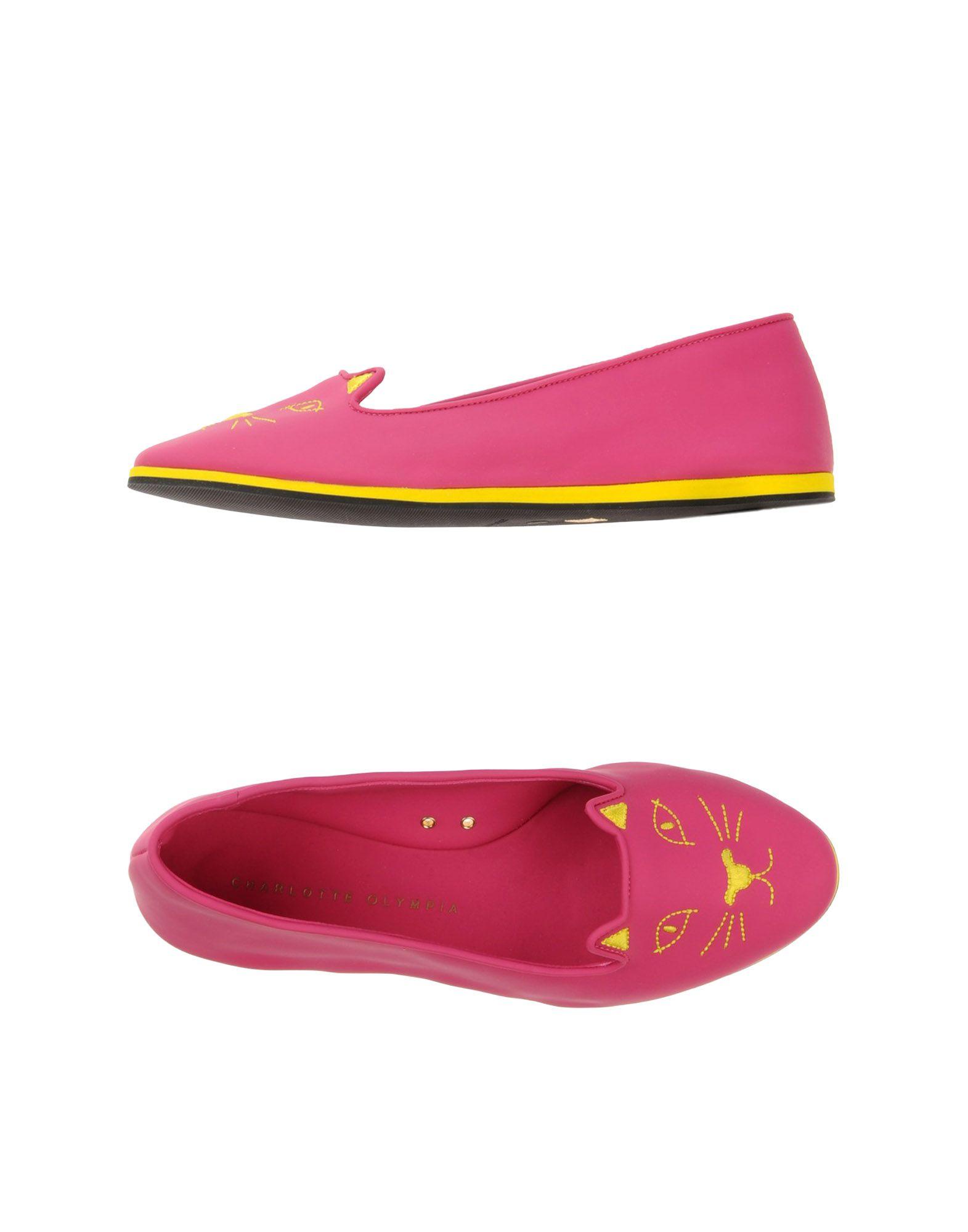 Charlotte Olympia Mokassins Damen  44731063ILGut aussehende strapazierfähige Schuhe