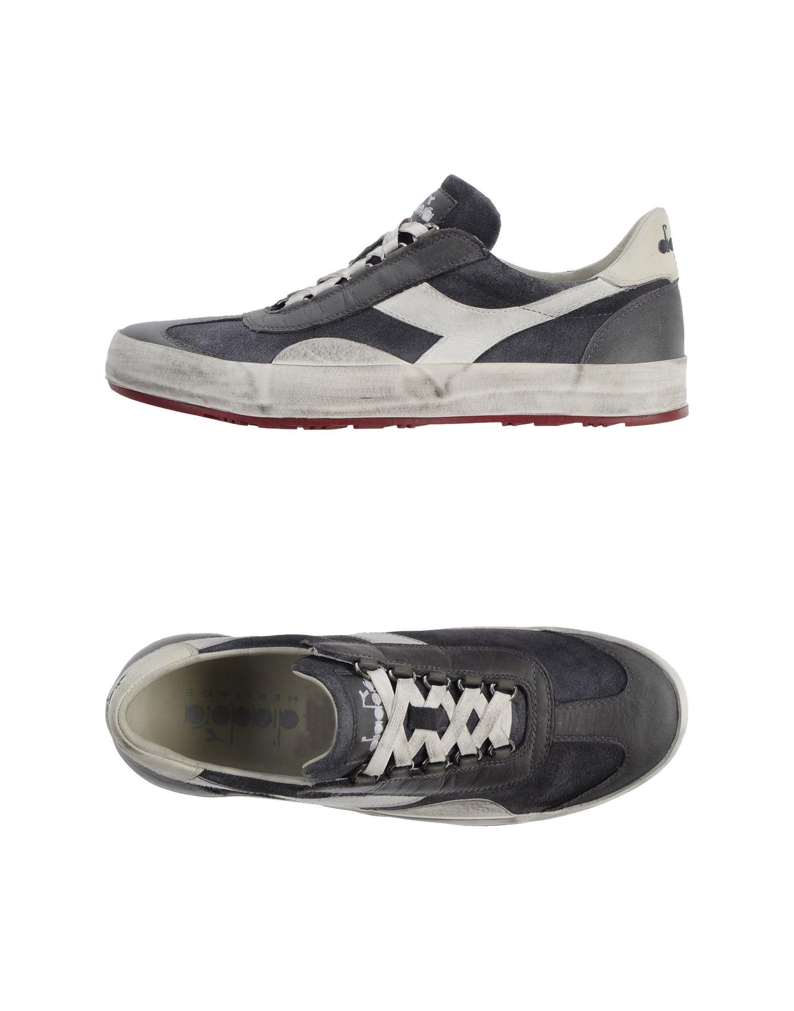 Diadora Heritage Herren Sneakers Herren Heritage  44734208CF e4a1e5