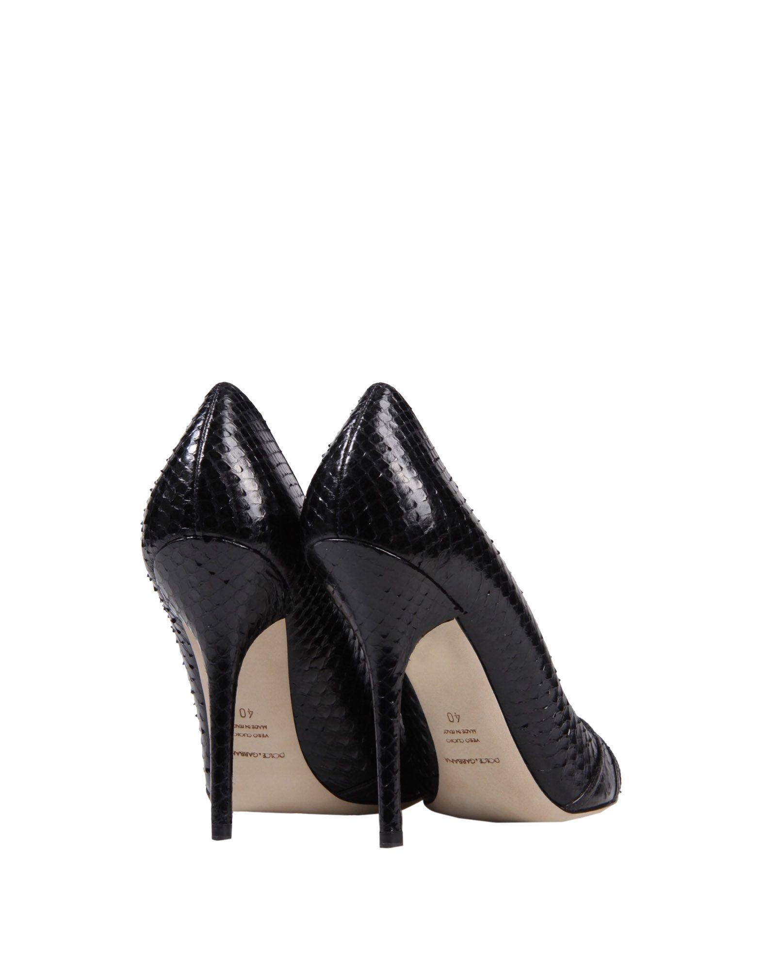 Dolce & Gabbana gut Pumps Damen  44734549EOGünstige gut Gabbana aussehende Schuhe 8a84dc