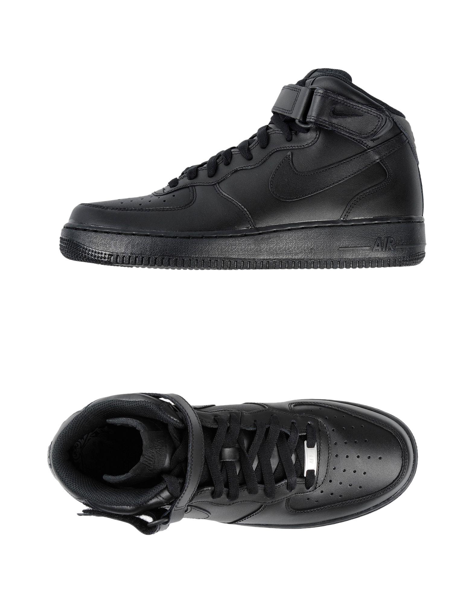 Nike  '07 Air Force 1 Mid '07  - Sneakers - Men Nike Sneakers online on  United Kingdom - 44734661HE 01c8ff
