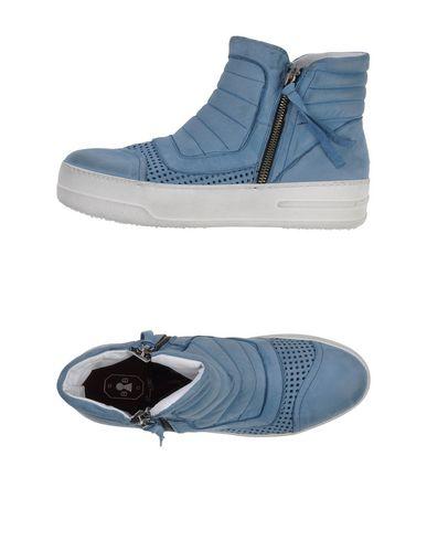 BB BRUNO BORDESE Sneakers in Slate Blue