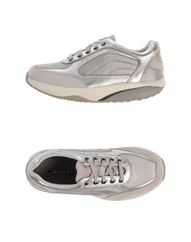 Zapatos especiales para hombres y mujeres Zapatillas Mbt Mujer - Plata Zapatillas Mbt - 44740873NP Plata - 721598