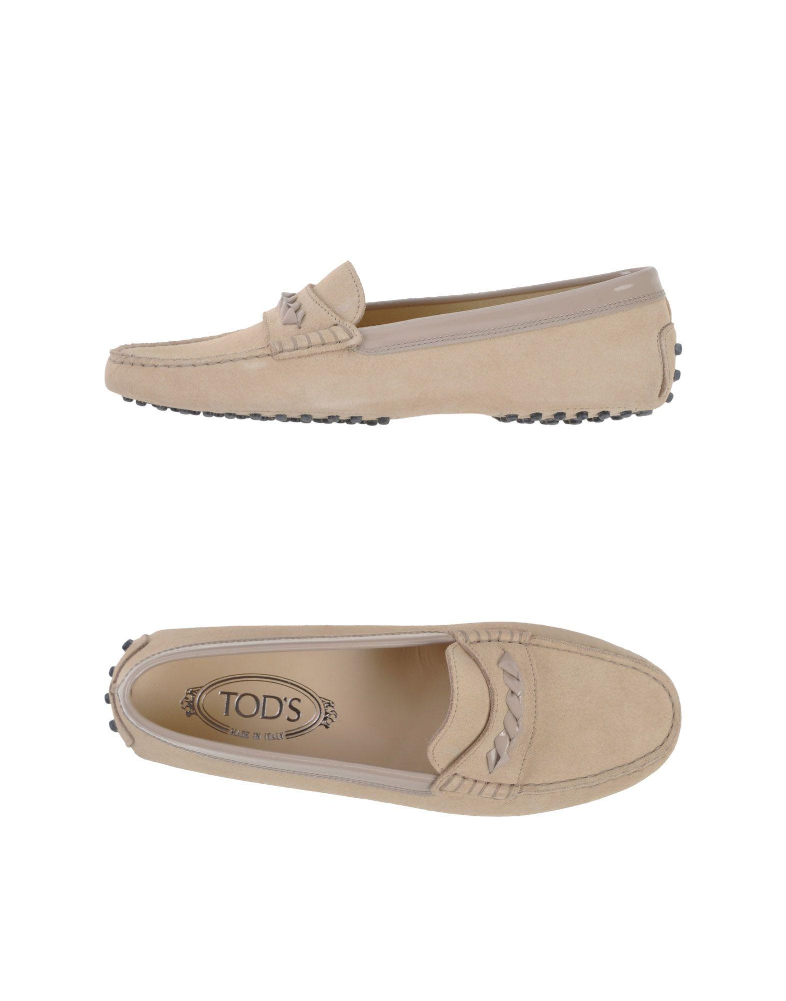 Rabatt  Schuhe Tod's Mokassins Damen  Rabatt 44748436DE 295917