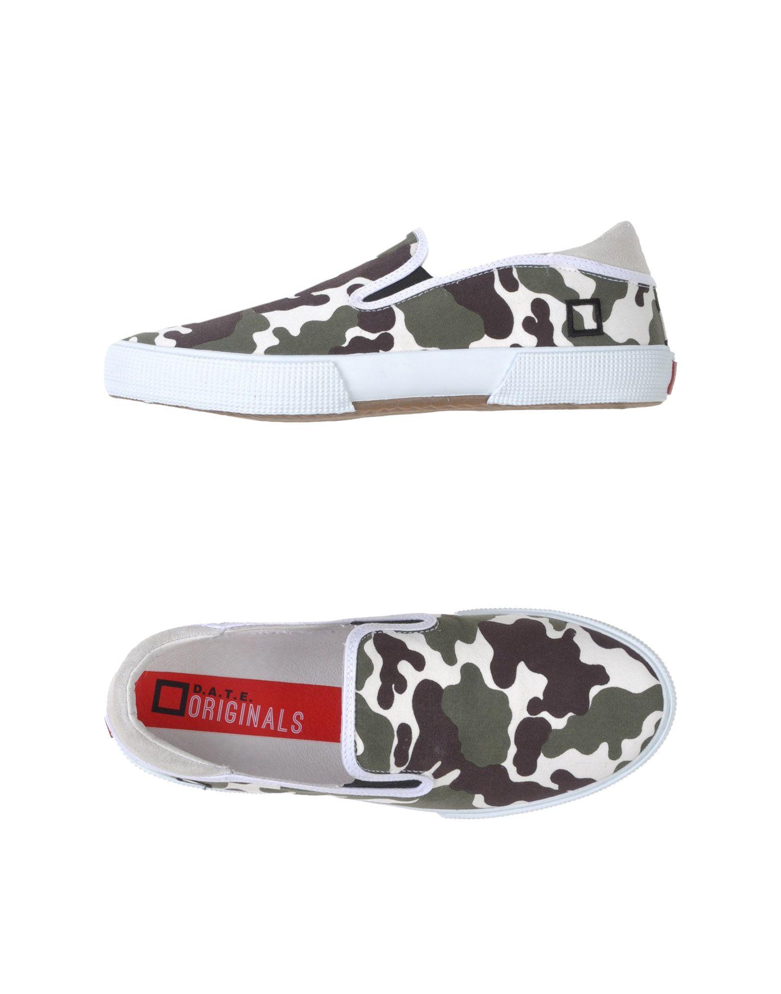 Rabatt echte Sneakers Schuhe D.A.T.E. Originals Sneakers echte Herren  44752633IG 739675
