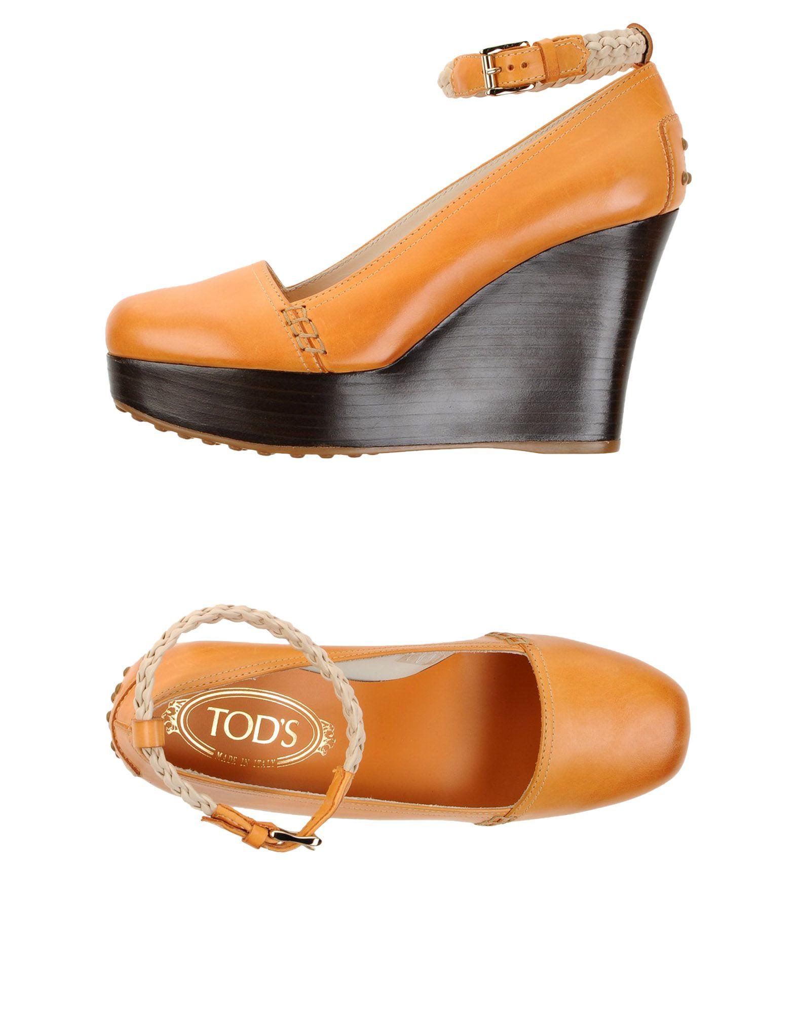 Moda Décolleté Tod's Donna Donna Tod's - 44755172MX 2c0172