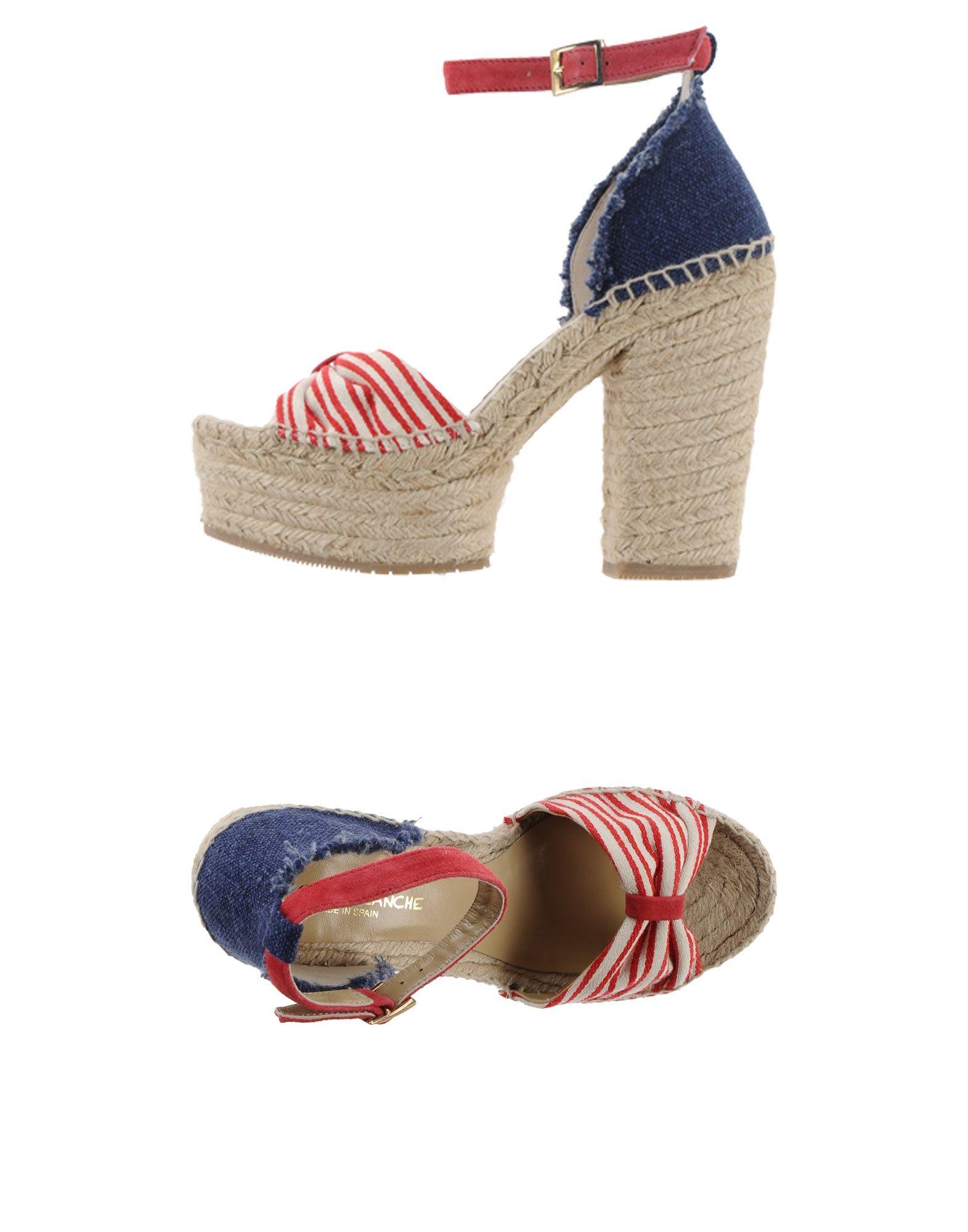 Gut um billige Schuhe zu tragenLa Corde Blanche Espadrilles Damen  44760261PO