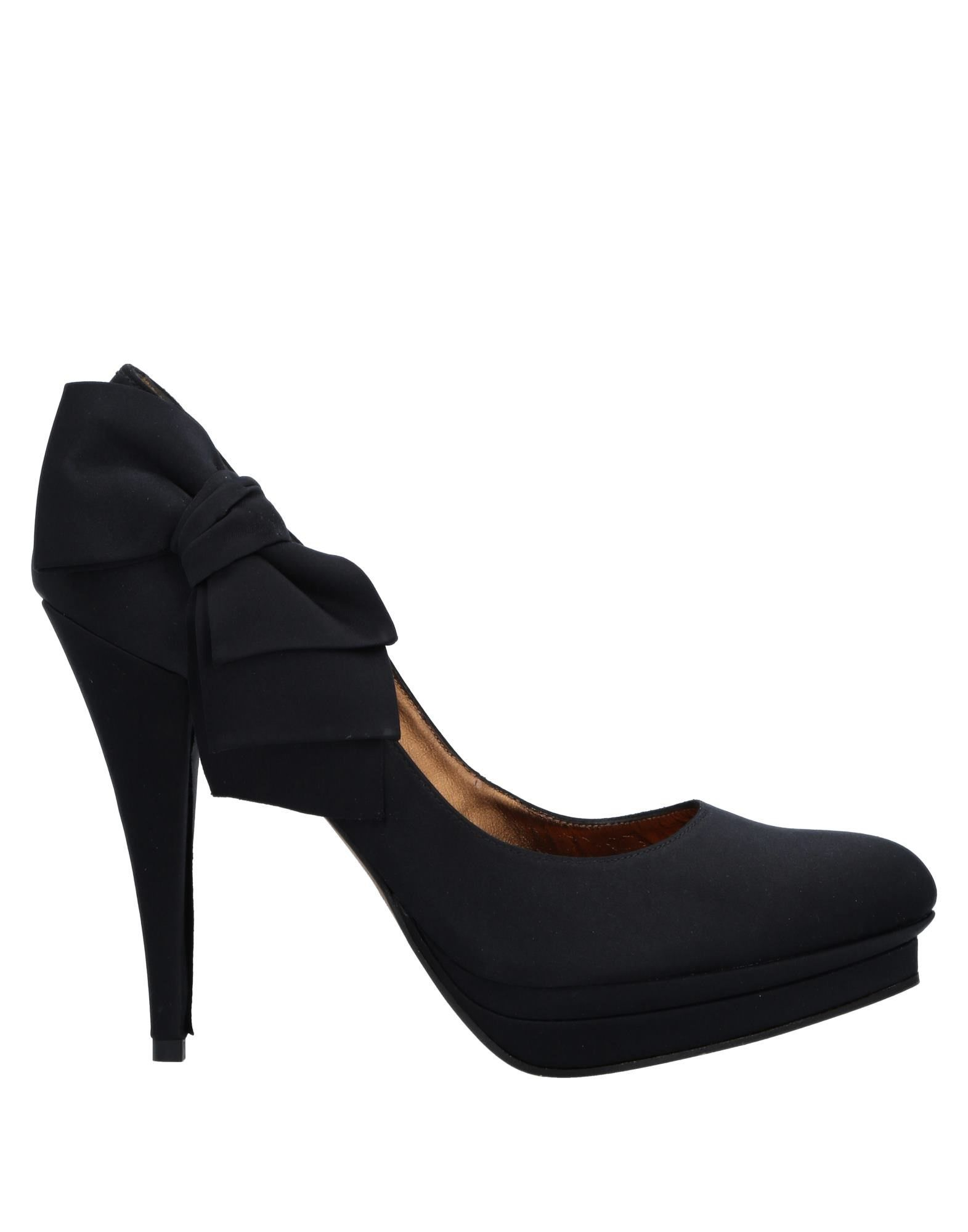 Stilvolle billige Schuhe Pura López Pumps Damen  44767454DS