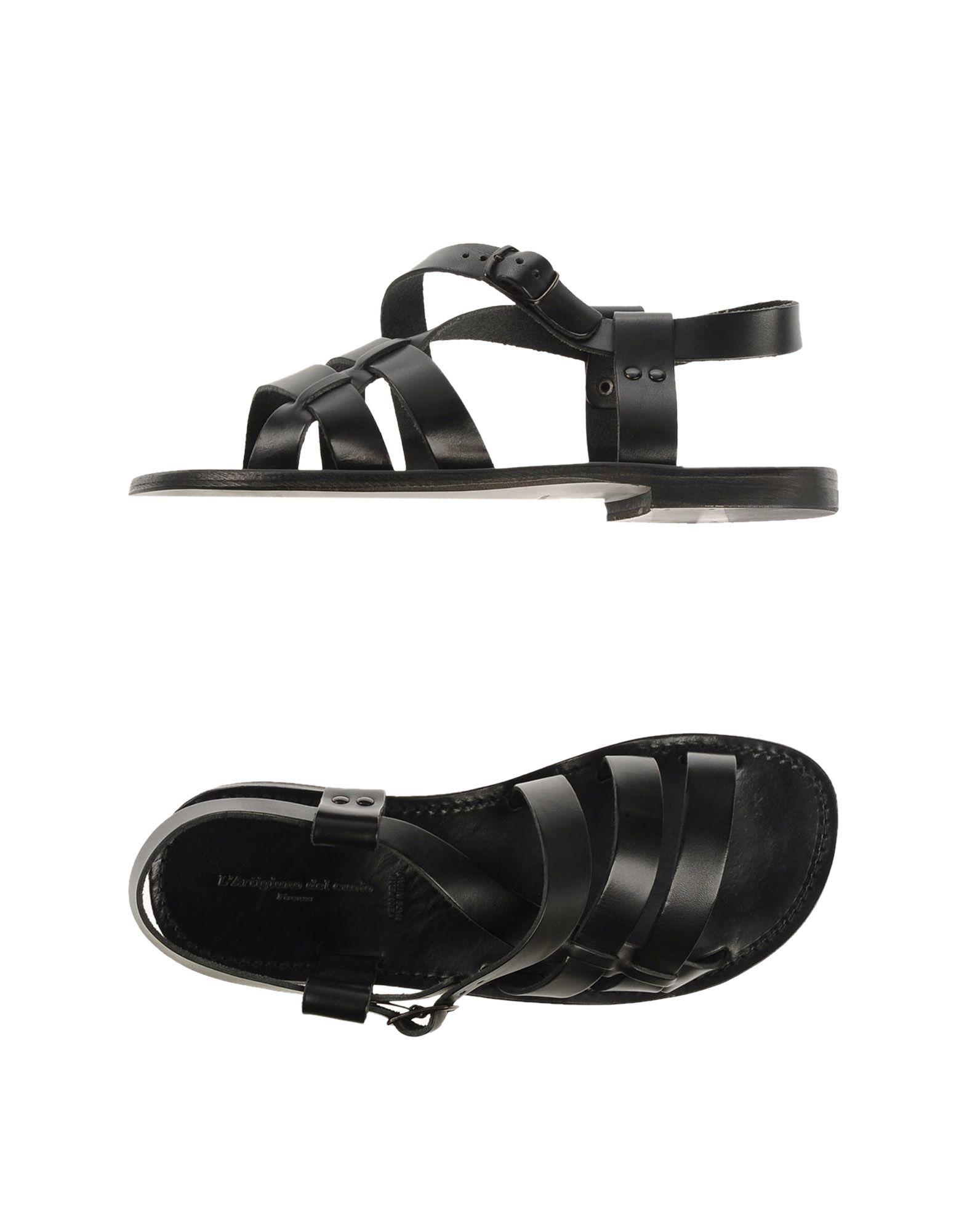L'artigiano Del Cuoio Sandalen Herren Herren Herren  44770416AK Neue Schuhe c05c5b